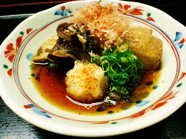 京都産 海老芋の揚げ出し