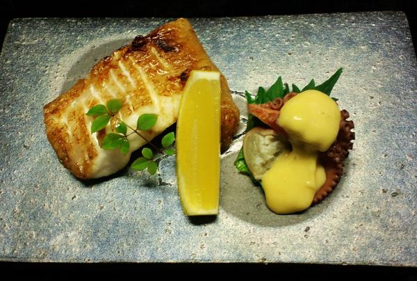 北海道産 鮫がれい塩焼